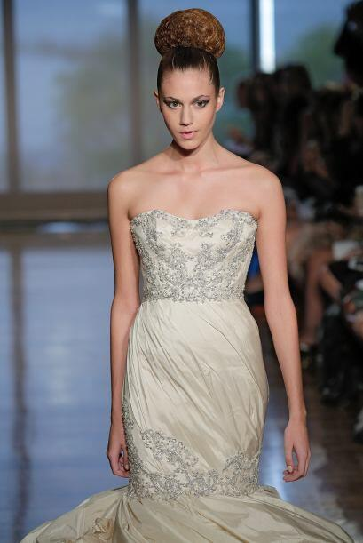 La 'Bridal Collection' de la diseñadora Ines Di Santo es una de l...