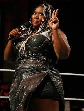 Kharma se despidió temporalmente de los escenarios de WWE debido a que e...