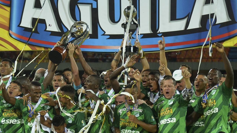 El Deportivo Cali consiguió su noveno título en el fútbol colombiano.