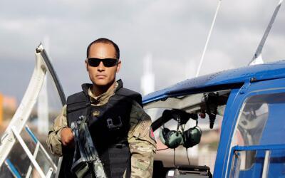 Oscar Pérez, el policía que se rebela contra el gobierno d...
