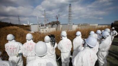 Fukushima reavivó en la Unión Europea (UE) el amargo recuerdo de Chernób...