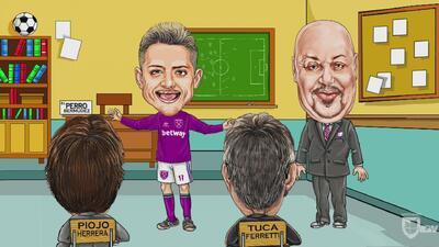 La Escuelita: cátedra de excusas con el 'Chicharito'