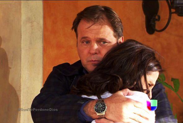 Bienvenido a la vida de Renata, Patricio, has llegado no sólo para salva...