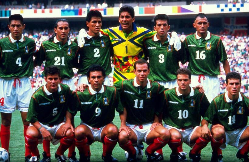 Selección Mexicana 1994