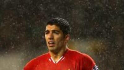 El jugador uruguayo quedó mal parado ante la jugarreta que le hizo una n...