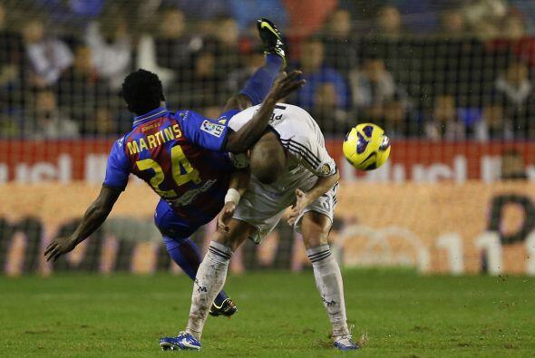 Pero el coraje del Madrid salió avante pese a todos los problemas que se...