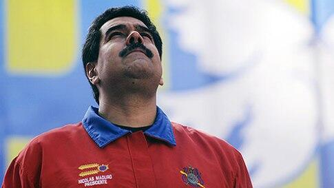El presidente de Venezuela, Nicolás Maduro se coló en la lista de los lí...