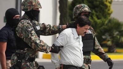 A un mes de la captura de Joaquín El Chapo Guzmán