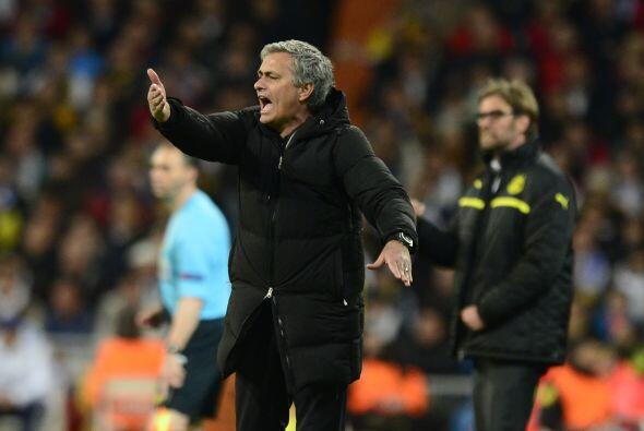 7. Las tres semifinales de la Liga de Campeones:  Mourinho presumió de a...