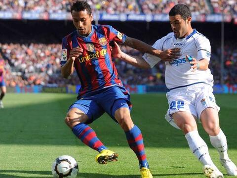 La jornada 34 de la Liga española arrancó con duelos impor...