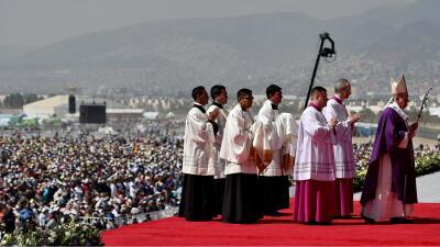 Papa Francisco México, Ecatepec