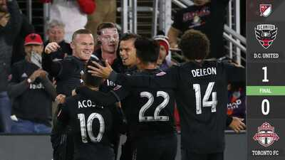 Wayne Rooney acerca aún más al D.C. United a los playoffs con un golazo de antología