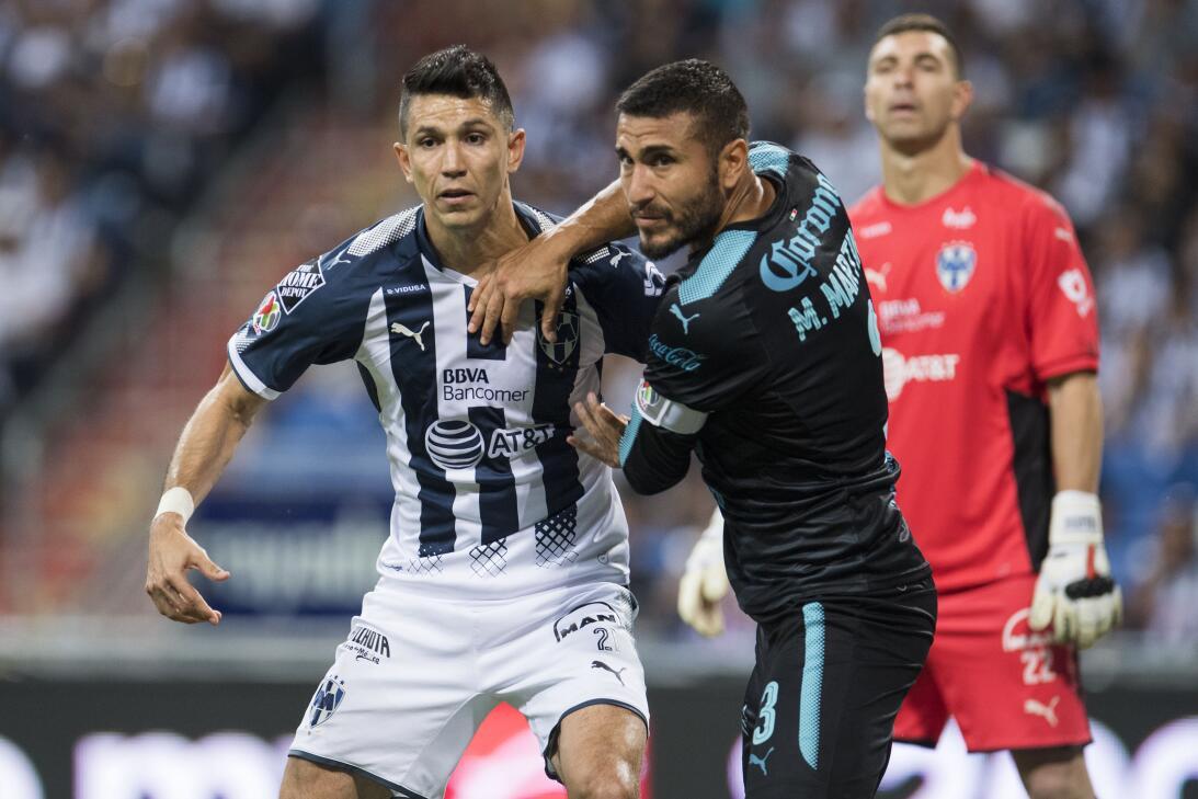 En Fotos: Voltereta y goleada de Monterrey sobre Querétaro 20180317-6310...