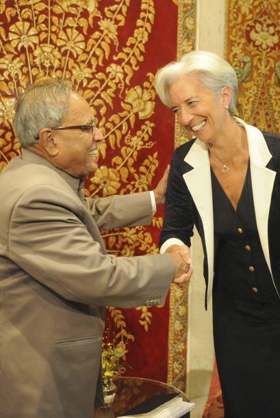 """Mukherjee aseguró que """"la selección del director general del FMI o del B..."""