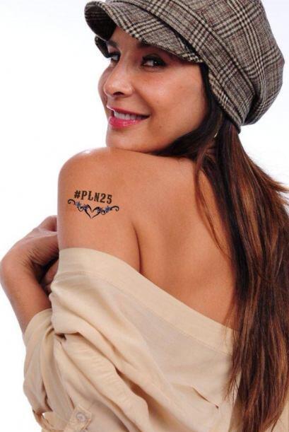 Resultado de imagen para lorena rojas tatuajes