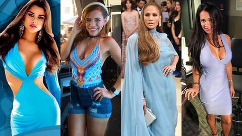 Mujeres de Azul