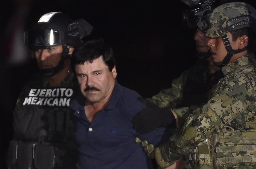 Recaptura El Chapo