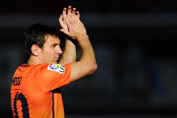 No hubo tiempo para más y gracias al talento de 'La Pulga' el Barcelona...