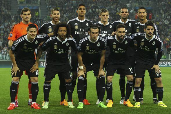 Real Madrid de España se colocó por tercer año cons...