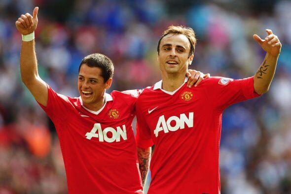 Sin saberlo, 'Chicharito' y sus goles iban a ser fundamentales para el M...