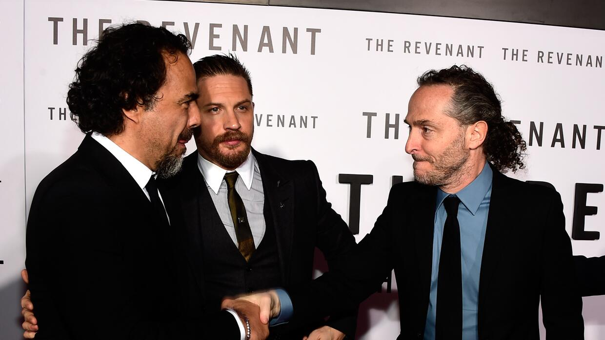 Premiere Of 20th Century Fox And Regency Enterprises' 'The Revenant' - R...