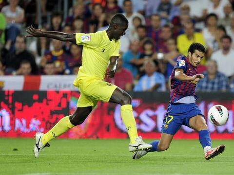 La Liga española vivió el debut de su actual campeó...