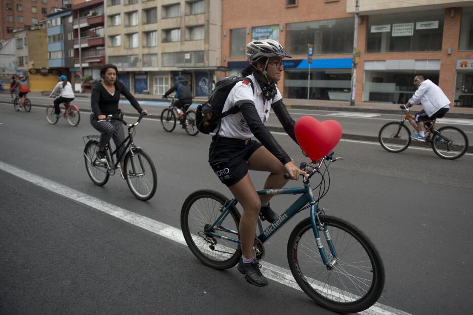 Las diez ciudades latinoamericanas que más usan bicicletas GettyImages-4...