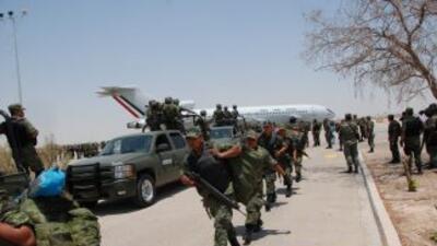 "El ejército mexicano capturó a Manuel de Jesús Palma Morquecho, alias ""M..."