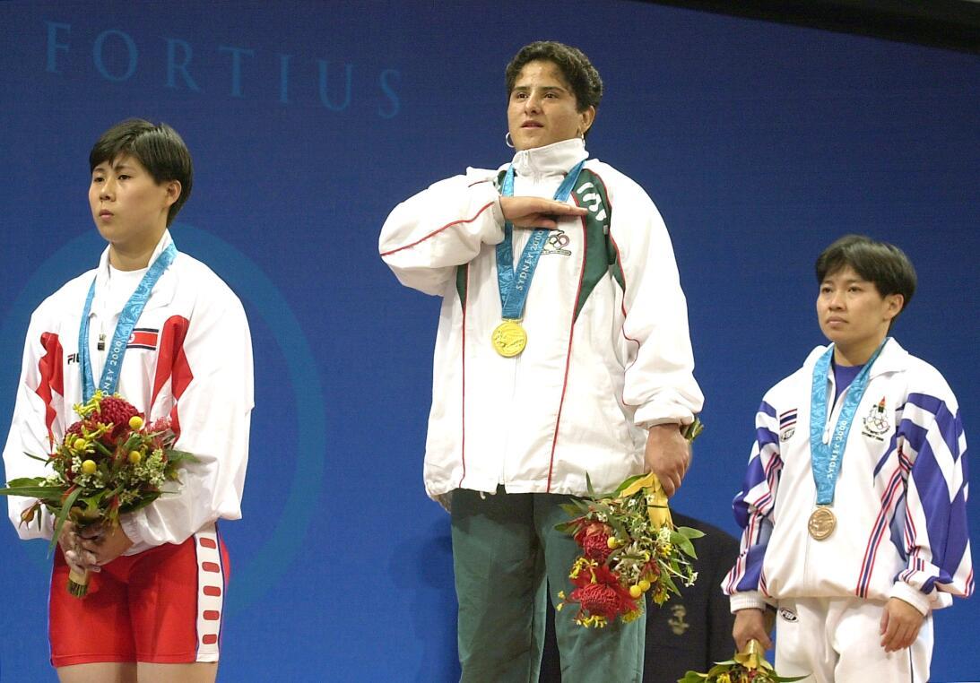 Sorata Jiménez: fue la primera mujer mexicana en ganar un oro Olímpico e...