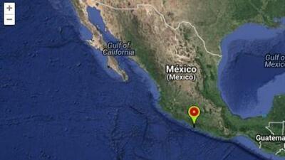Reportan terremoto en México