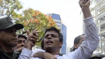 Suspendieron la audiencia de Leopoldo López sin dar fecha de postergació...