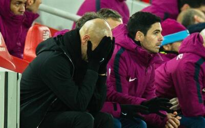 Con Pep Guardiola, el Manchester City no perdía en la Premier Lea...