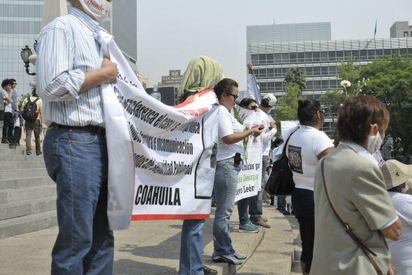 Del total de desapariciones, el 48.1 por ciento se registraron en Ciudad...