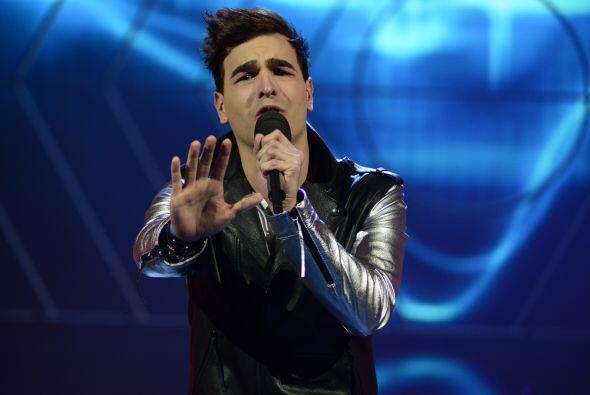 """Víctor Robles """"Vitito"""" fue el primero en interpretar la canción, con tod..."""