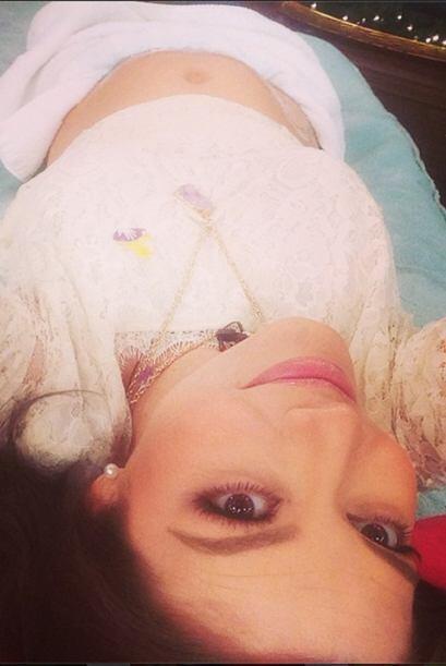 La mañana del 9 de diciembre, Ana se hizo un ultrasonido para saber el s...