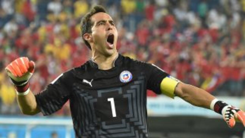 Bravo afirmó que Chile tiene las armas para vencer a Brasil.