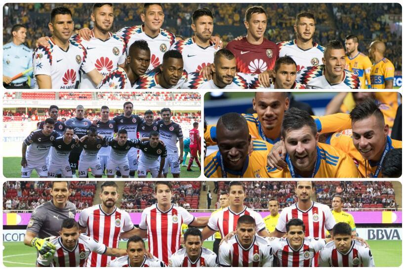Juegos Liga de Campeones de la Concacaf 2018.
