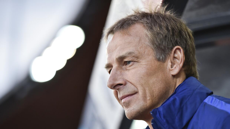 Jürgen Klinsmann, DT de Estados Unidos