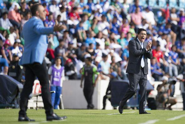 Cruz Azul León Apertura 2014
