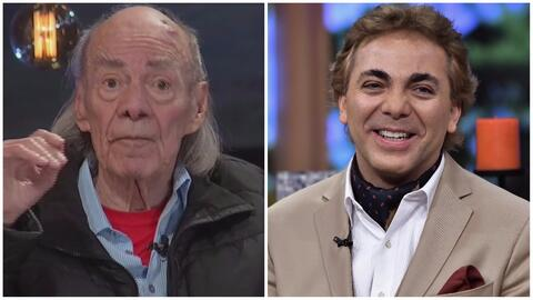 'El Loco' Valdés habló de su complicada relación con su hijo Cristian Ca...