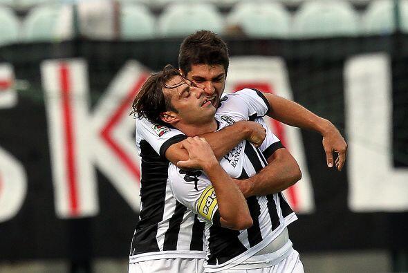 Faltaban los goles de Emanuele Calaio, que consiguió un doblete y Siena...