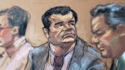 'El Chapo' compró cocaína a las FARC y se reunió con ejecutivos de Pemex, declara un narco colombiano