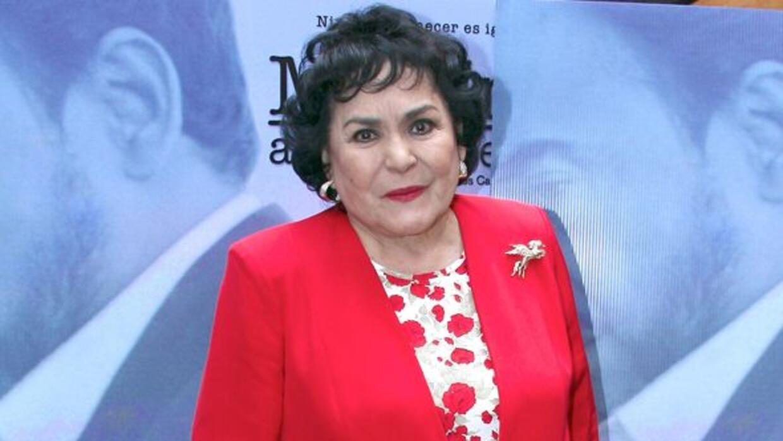 La actriz aclaró las causas por las que murío su hermana Luz.