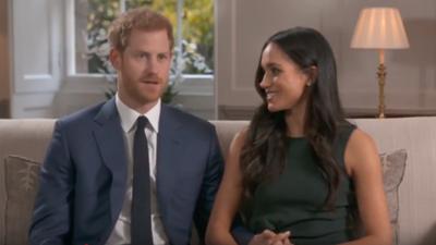 Entre el príncipe Harry y Meghan Markle hubo un tercero (y no es lo que piensas)