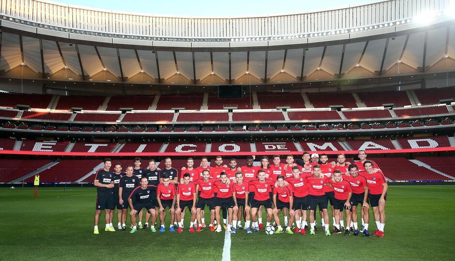 Atlético mantiene buena racha en su nueva casa venciendo al Sevilla xk6l...