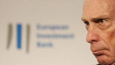 El exalcalde de New York, Michael Bloomberg.