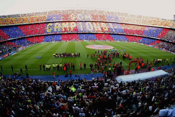 El Barcelona, acérrimo rival del Real Madrid se mantiene cerca de...