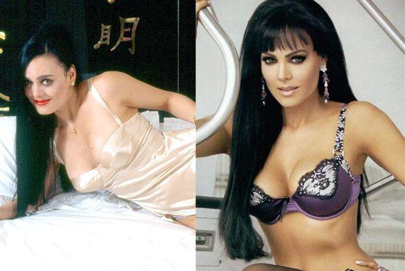 Maribel Guardia es una actriz por la que, ¡parece que no pasan los años!