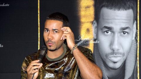 A Romeo Santos le molesta que sigan poniendo en duda que le gustan las m...