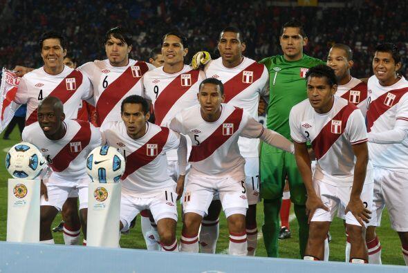 Por su parte, Perú llegó al torneo con bajas importantes pero los jugado...